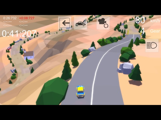 Screenshot 2 Rally Legends The Game