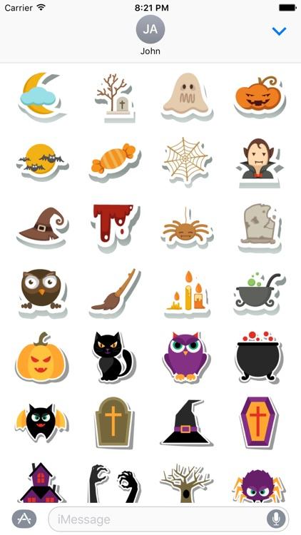 Holiday Sticker Set screenshot-3