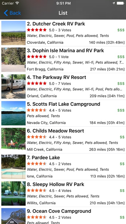 RV Parks & Campgrounds Pro screenshot-2