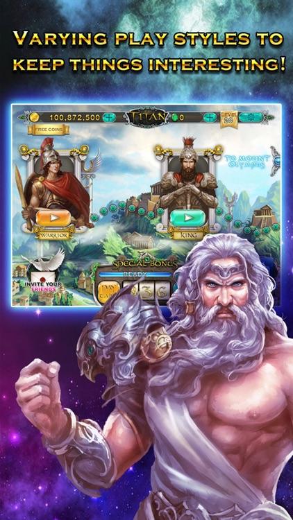 Slots™ - Titan's Way screenshot-0