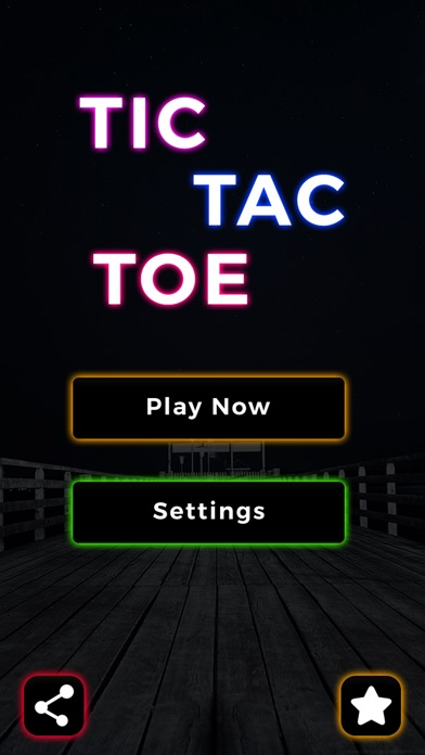 Tic Tac Toe My Photo screenshot
