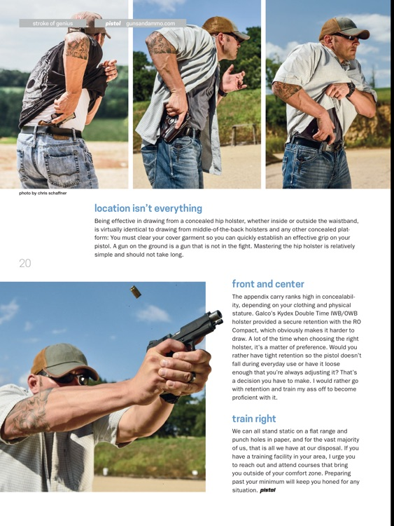 Pistol (from Guns & Ammo) Magazine