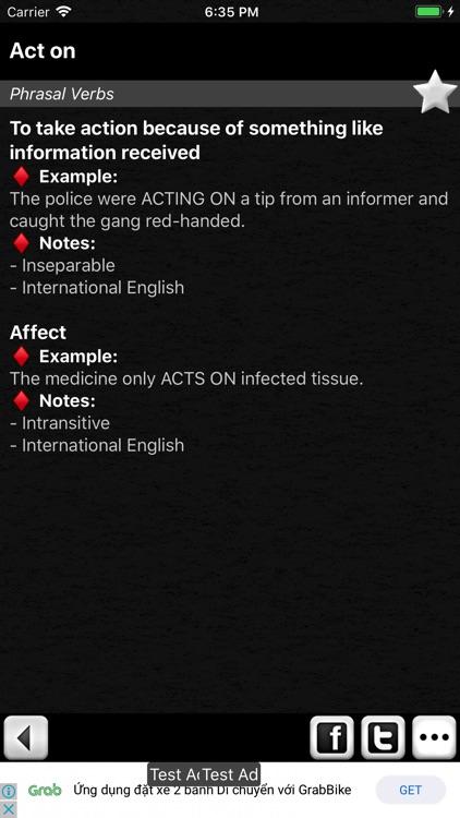 Pocket English Idioms screenshot-4