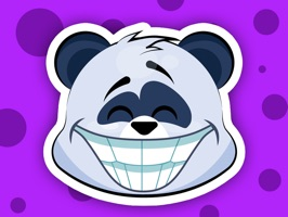Awesome cute animal Sticker for your daily conversations,Over billions of emoji's and stickers used on daily basic