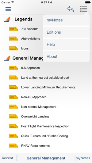 B737 MRG on the App Store