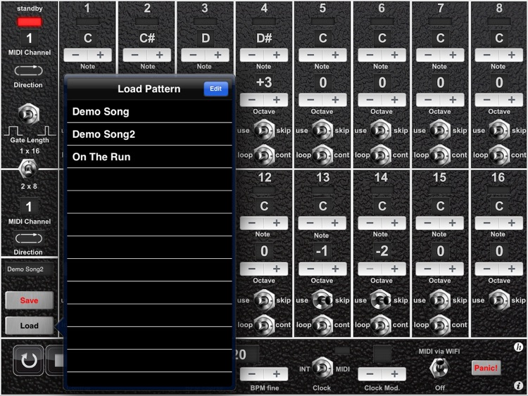 Step Sequencer screenshot-3