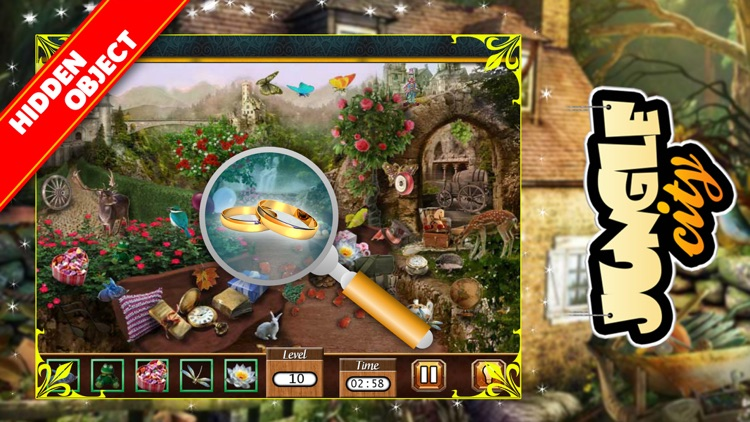 Search and Find objects : Free Hidden Object Games