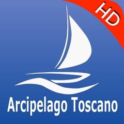 Tuscan Archipelago Charts Pro