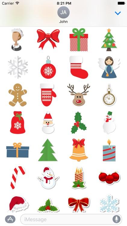 Holiday Sticker Set
