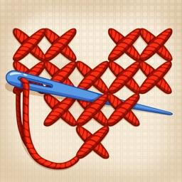 Cross Stitching Puzzle 2