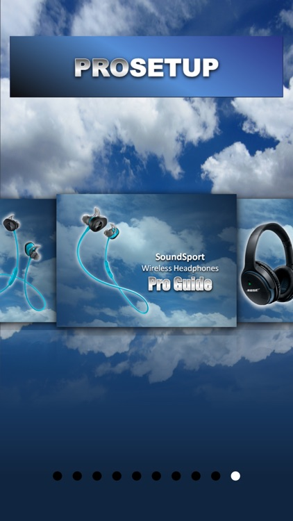 Pro Setup for Bose Wireless Headphones screenshot-4