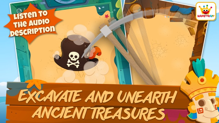 Archaeologist Educational Game