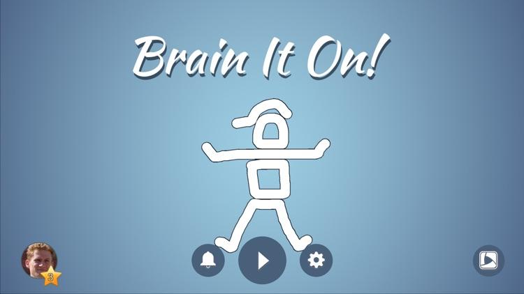 Brain It On! - Physics Puzzles screenshot-0