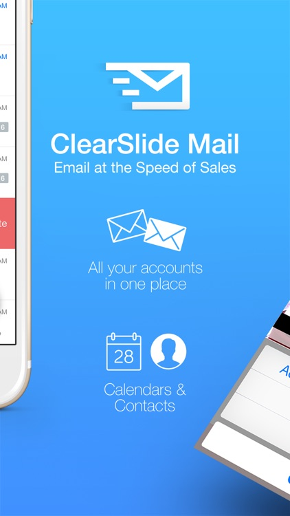 ClearSlide Mail