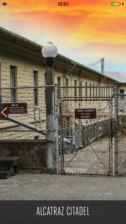 Alcatraz Prison Island Visitor Guide screenshot-3