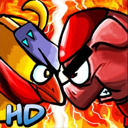Ninja Chicken 2:Shoot'em Up HD
