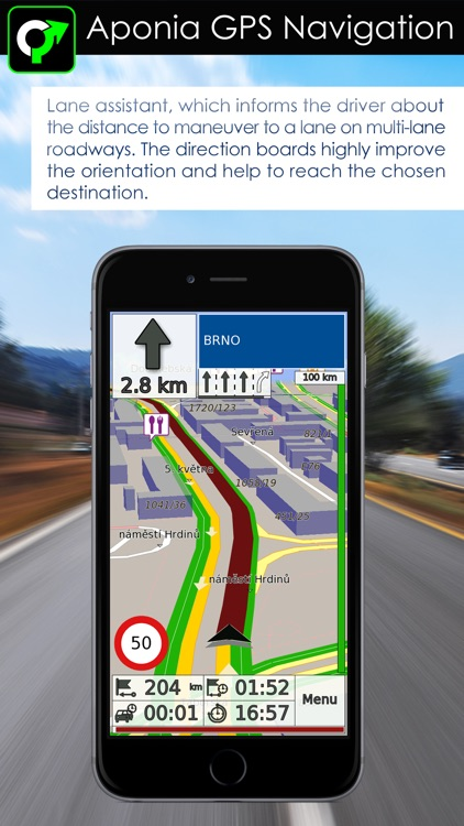 GPS Navigation & Offline Maps screenshot-1