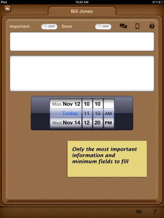 Mind Time – task organizer screenshot-4
