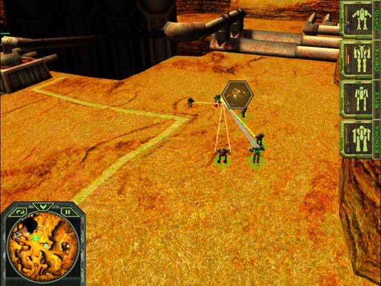 MechWarrior: Tactical Command screenshot