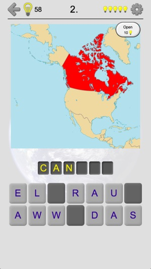 Maps of all countries geo quiz on the app store gumiabroncs Gallery
