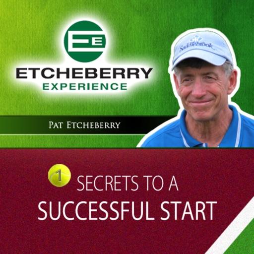 Tennis Secrets - A Successful Start Pat Etcheberry