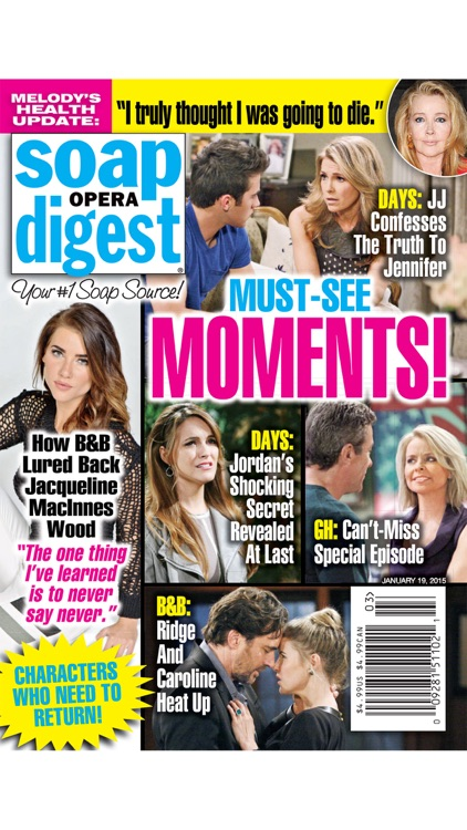 Soap Opera Digest screenshot-2