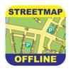 吉隆坡(马来西亚)离线街道地图