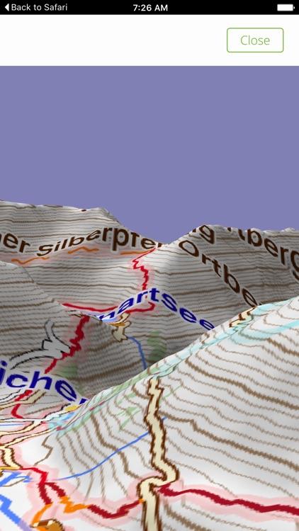 Cartograph Pro Map Viewer screenshot-3