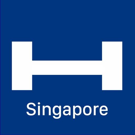 Singapur Hoteles + Compara y Reserva de hotel para esta noche con el mapa y viajes turísticos
