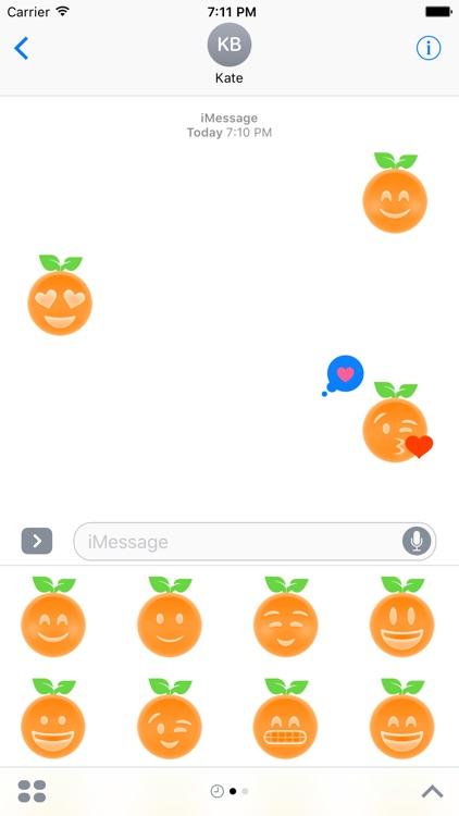 Orange Ya Glad? screenshot-3