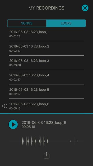 Beatbox Looper screenshot three