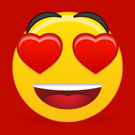 Adult Emoji Emoticons Pro - New Emojis Animated Faces Icons Stickers for Texting app logo