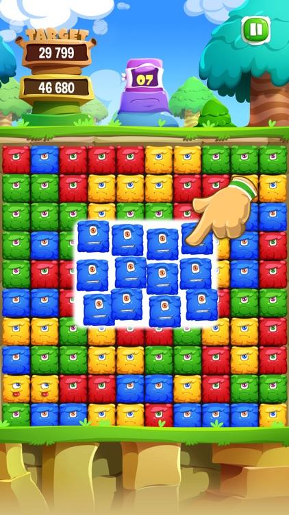 Monster Blast Cube screenshot-3