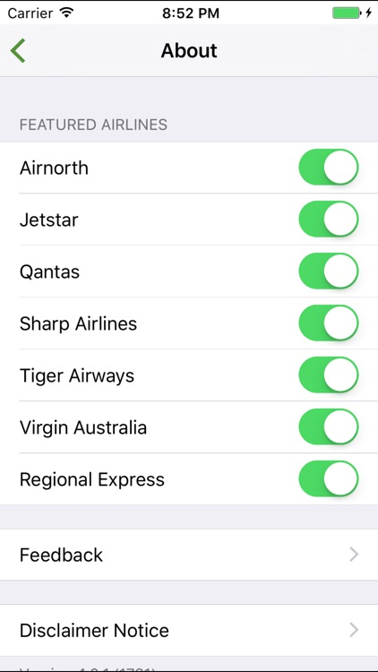 Australia Flight screenshot-3