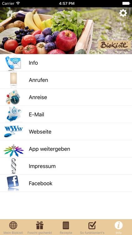 Biokistl screenshot-4