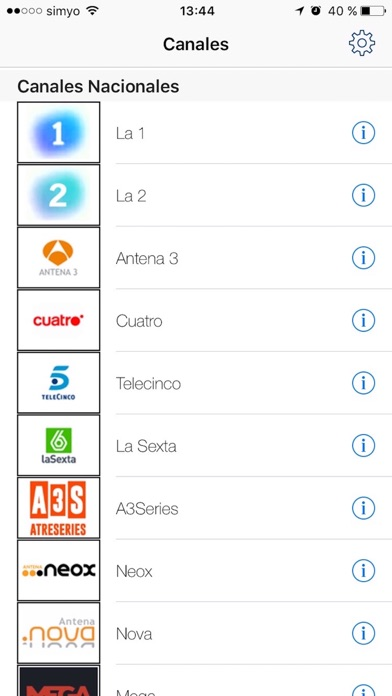 download Spanish TV Online Premium apps 1