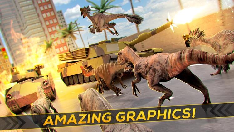 Jurassic Pets . Hungry Dinosaur Animal Racing Game For Kids Free