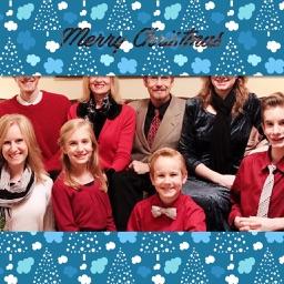 Christmas Special Photo Frame - Frame editor