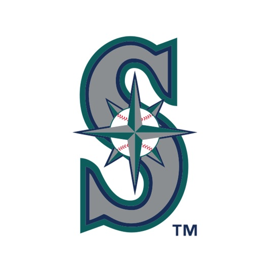Seattle Mariners 2016 MLB Sticker Pack