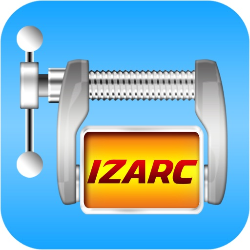 IZArc - Extract files from ZIP, RAR and 7-ZIP archives.