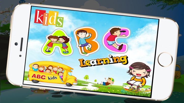ABC Learning Games For Kids