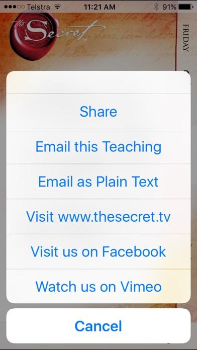 Daily Teachings review screenshots