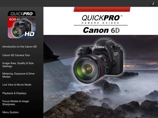 Canon 6D from QuickPro HD | App Price Drops