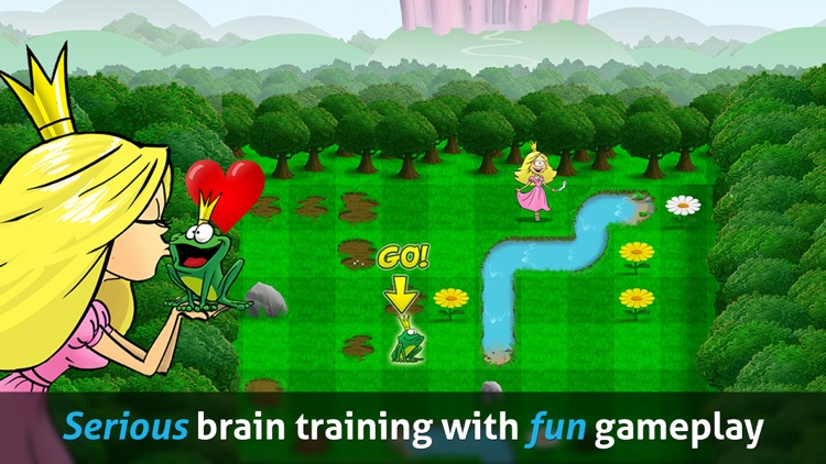 Brain+ Brain Training screenshot-4