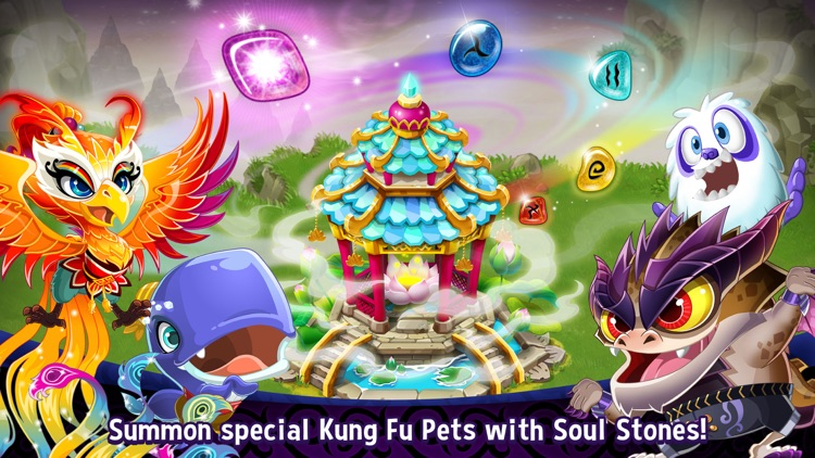 Kung Fu Pets screenshot-0