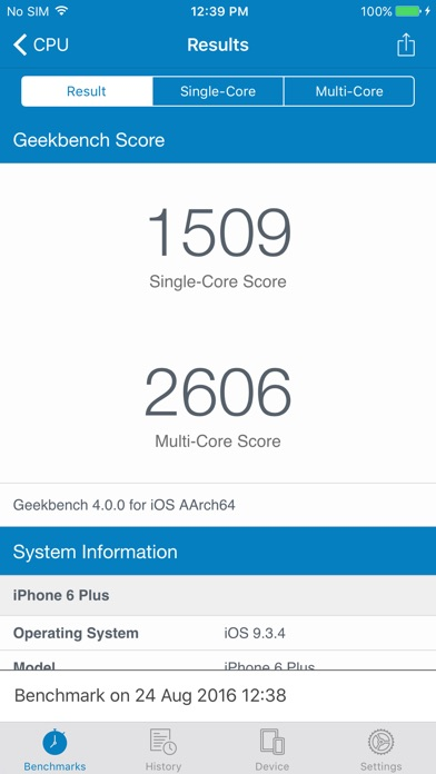 Geekbench 4 screenshot1