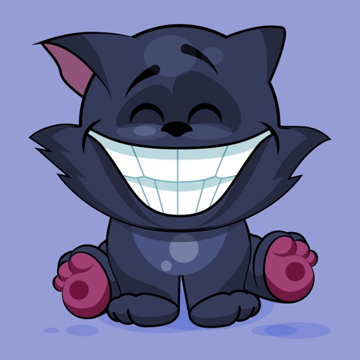 Stkyz: Black Cat