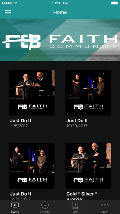 Faith Community Church Lodi screenshot 1