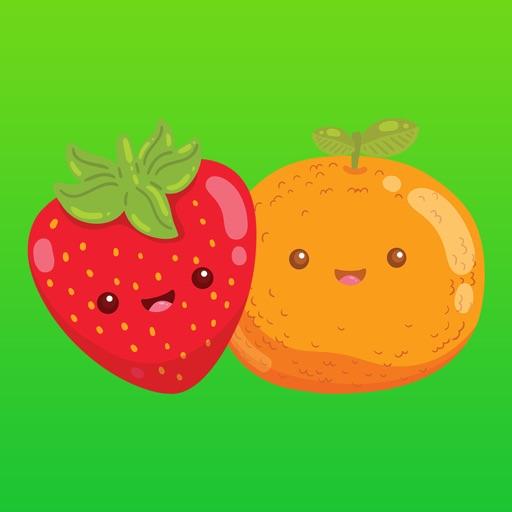 FruitMoji Stickers Pro