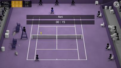 【体育休闲】火柴人网球赛